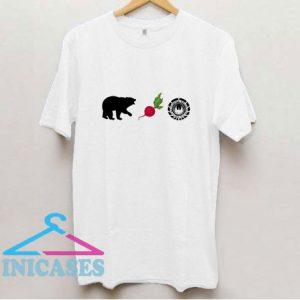 Bears Beets Battlestar Galactica Symbol T Shirt