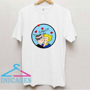 Blondie Kiss T Shirt