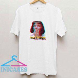 Blurred Pulp Fiction T Shirt