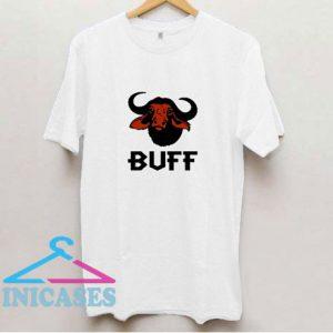 Buffalo Bull Afrika Strong And Buff T Shirt