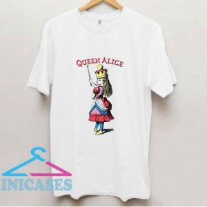 Classic Alice In Wonderland T Shirt