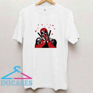 Cute Deadpool T Shirt