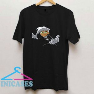 Danny Phantom Graphic Tee T Shirt