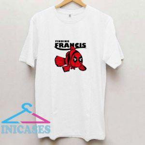 Deadpool Fish Rainbow T Shirt