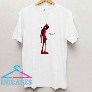Deadpool Unicorn Love T Shirt