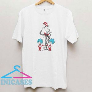 Dr Seuss The Cat The Hat T Shirt