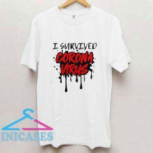 I Survived Coronavirus CreativeIdeas T Shirt