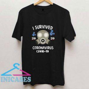 I Survived Pandemic Coronavirus T Shirt