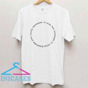 Inner Circle T Shirt