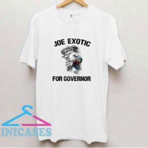 Joe Exotic Governor T Shirt