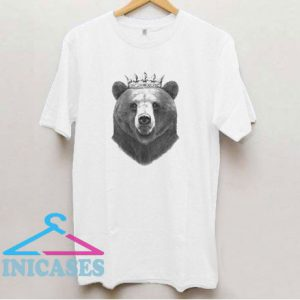 King Bear T Shirt