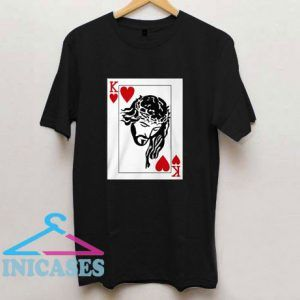 King Of Hearts T Shirt