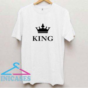 King Queen T Shirt