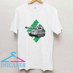 KingTtiger Tank T Shirt