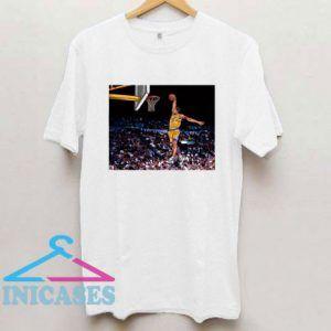Kobe Bryant Dunking T Shirt