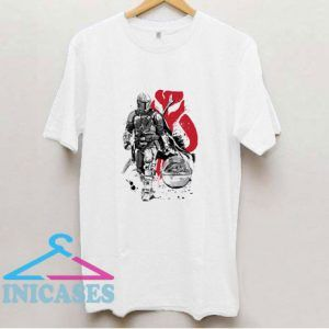 Lone Hunter And Cub T Shirt