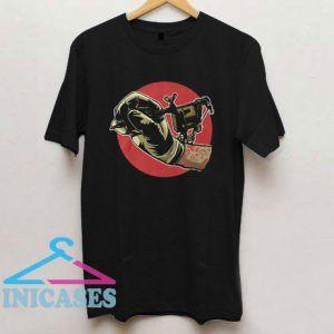 Machine Graphic T Shirt