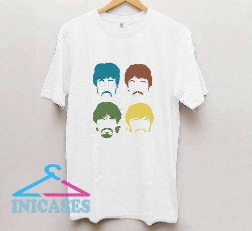 Maglietta The Beatles T Shirt