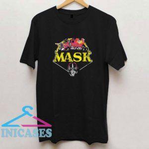 Mask Vintage T Shirt