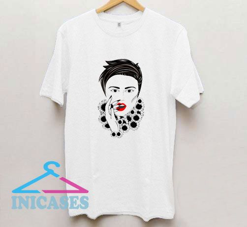 Miley Cyrus Graphic T Shirt