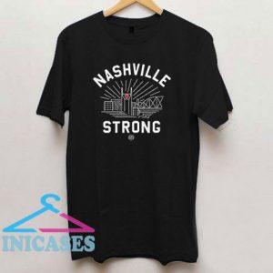 Nashville Strong Tee T Shirt