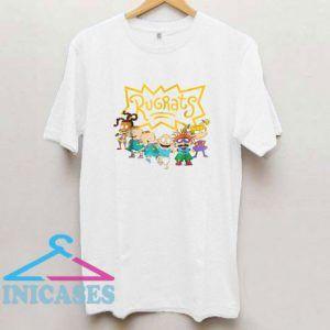 Nickelodeon Rugrats Character Lineup T Shirt
