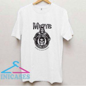 Obey X Misfits Decades Of Horror T Shirt