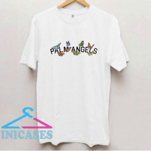 Palm Angels Butterfly T Shirt
