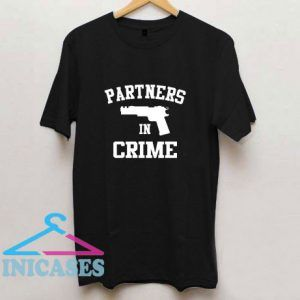 Partners In Crime Graphic T Shirt
