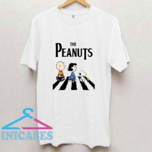 Peanuts Beatles T Shirt