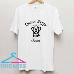 Queen Lizzo Team T Shirt