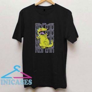 Reptar Rugratss T Shirt