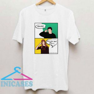 Ross And Rachel The One T Shirt