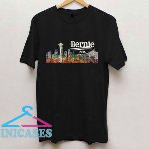 Seattle For Bernie Sanders T Shirt