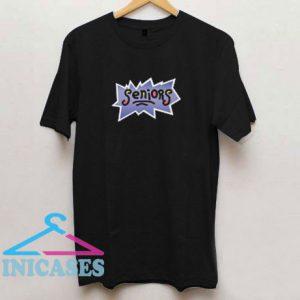 Seniors Graphic T Shirt