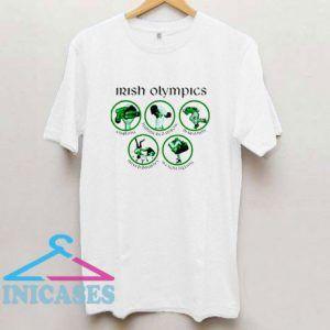St Patricks Day Olympics T Shirt