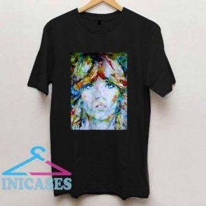Stevie Nicks Fleetwood Mac T Shirt