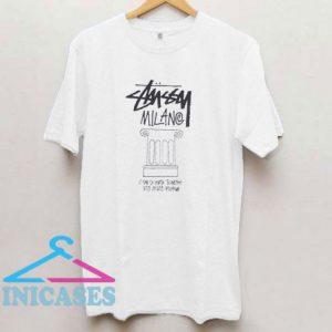 Stussys Milan Chapter T Shirt