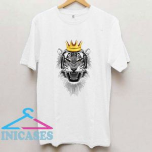 The King Tiger T Shirt