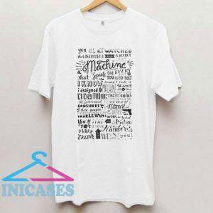 The Machine T Shirt