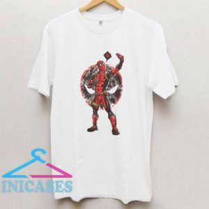 The Selfie Deadpool T Shirt