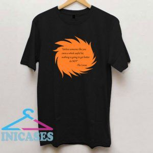 Thee Lorax T Shirt