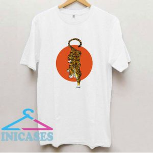 Traditional Tiger T Shirt