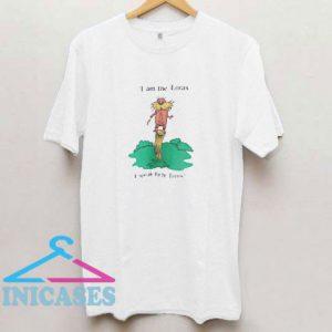 Vintage 90s Dr Seuss Lorax T Shirt