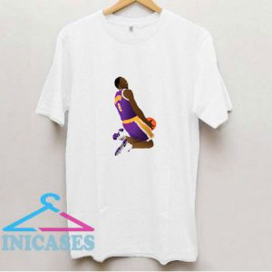 Young Kobe Graphic T Shirt