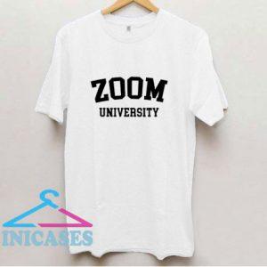 Zoom University Official Merch T Shirt