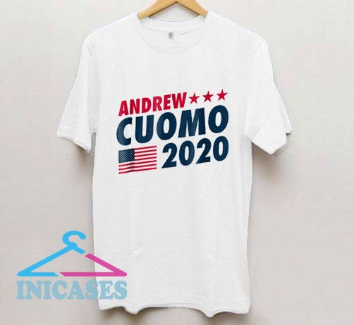 Andrew Cuomo 2020 T Shirt