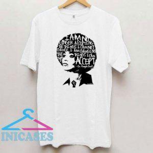 Angela Davis Actor T Shirt