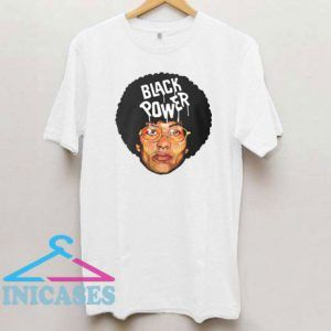 Angela Davis Black Power T Shirt