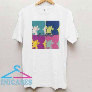 Angela Davis Colour Photos T Shirt